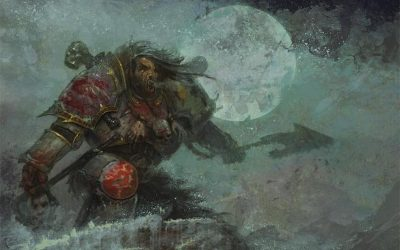 Space Wolves – Wulfen Tactics