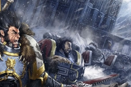 Space Wolves Vs Eldar Battle Report