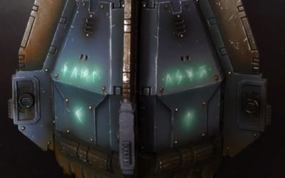 Space Wolves Drop Pod Army Lists