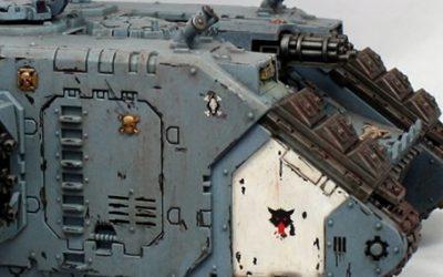 Land Raider Tactics