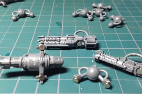 Magnetising your Miniatures Conversion Guide