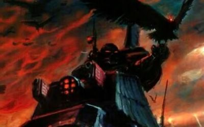 How to beat the Dark Angels Ravenwing