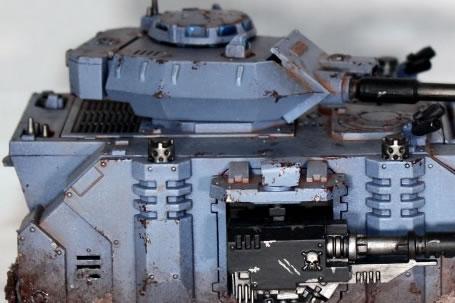 Magnetising a Predator Tank