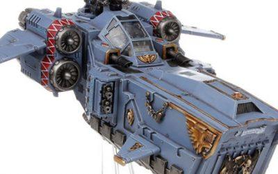 Stormwolf Gunship Tactics