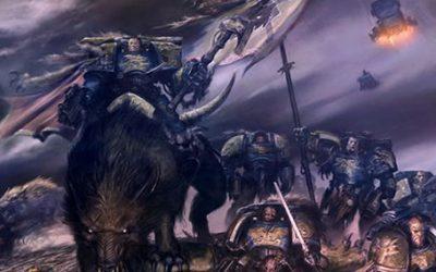 2000 Points Thunderwolves Army List