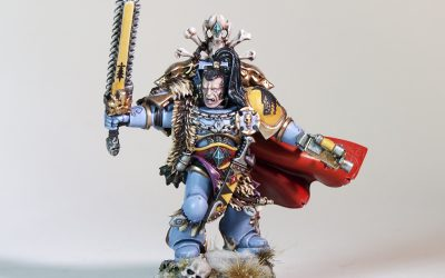Army Shhowcase: Ragnar Blackmanes Space Wolf Army
