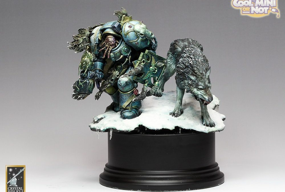 Large Scale Wolf Lord
