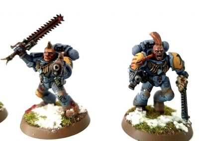 BH Space Wolves - Blood Claws 3