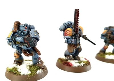 BH Space Wolves - Blood Claws 4