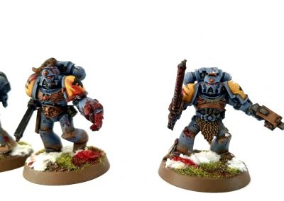 BH Space Wolves - Blood Claws 6