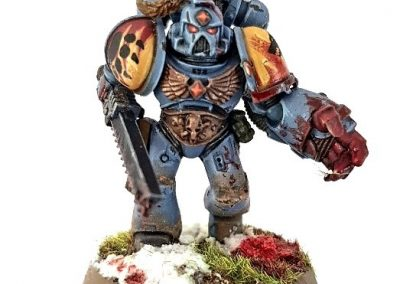 BH Space Wolves - Blood Claws 7