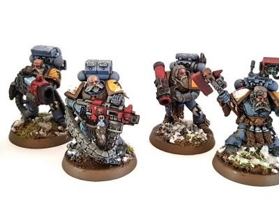 BH Space Wolves - Long Fangs 1
