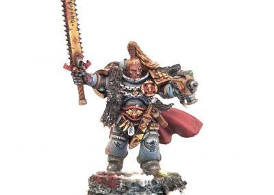 BH Space Wolves - Ragnar Blackmane