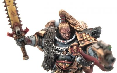 Army Showcase: Benjamin Halls Space Wolves