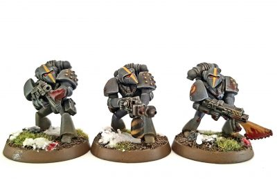 BH Space Wolves - Rogue Trader Space Wolves