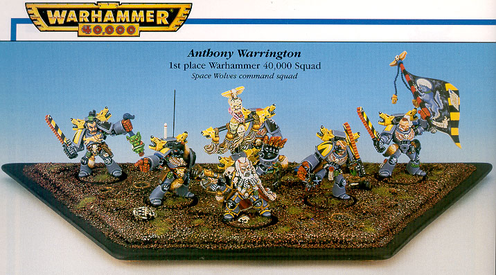 anthony warrington 1997 space wolves